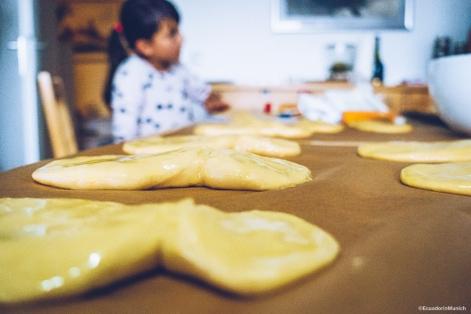 Guaguas de Pan, Día de los Muertos