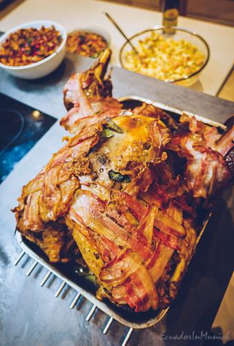 Jamie Oliver's Christmas turkey recipe