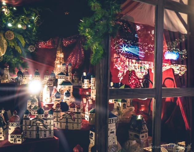 Christmas Decoration in Marienplatz