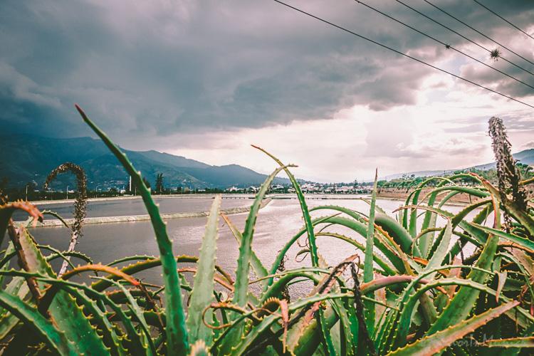 Quito Lanscape