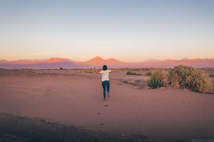 Chile Atacama South America