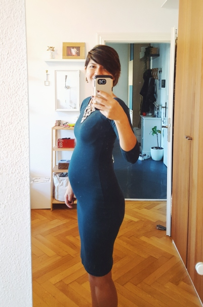 First party pregnant